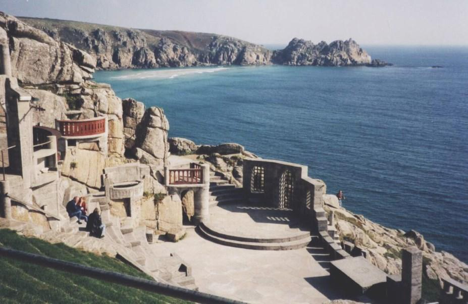 The Minack, Porthcur