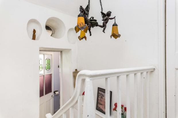 Staircase - Mezzanin