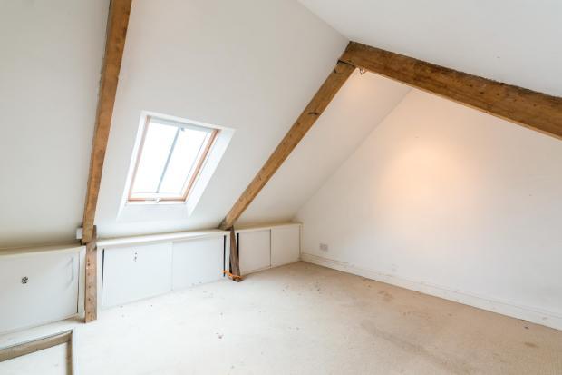 Usable Loft Space