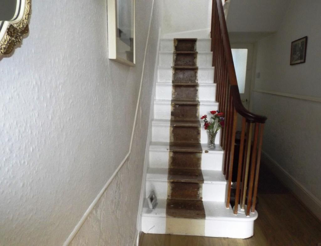 Stairs To First Floo