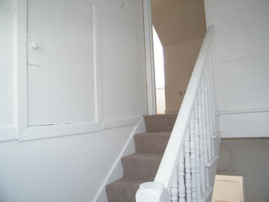 Stairs To Second Flo