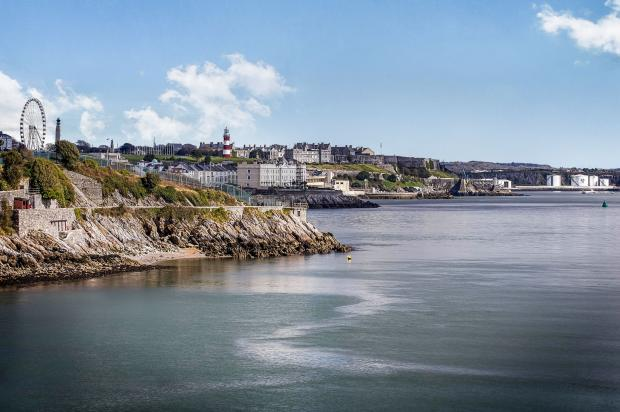 Plymouth Hoe (not a
