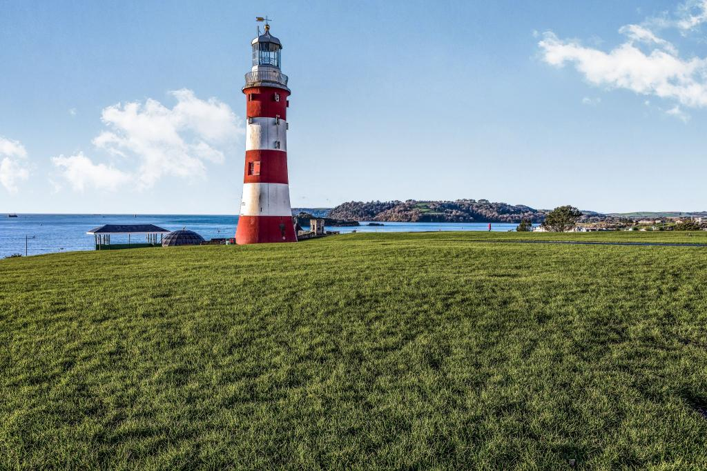 Plymouth Hoe (Not Vi