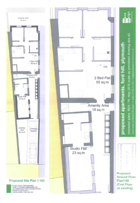 Proposed Plans (Top