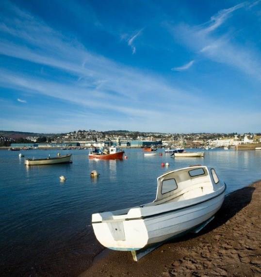 Boats - Back Beach