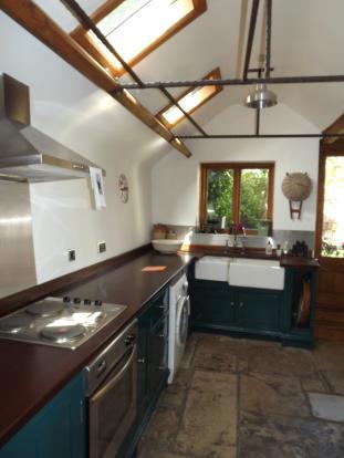 Annex kitchen and ut