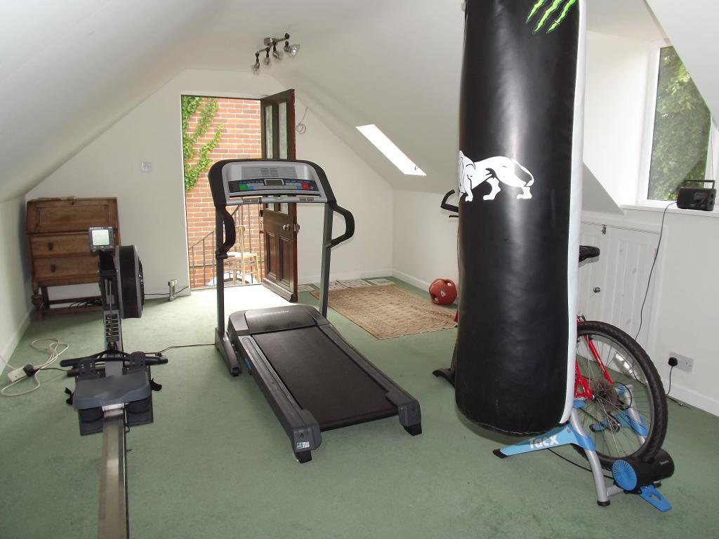 Sail Room/Gym