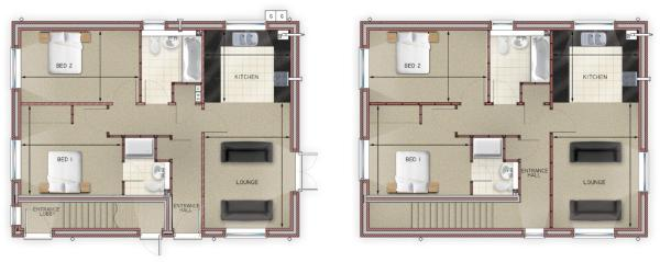 5 & 6 Floorplan