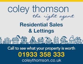 Get brand editions for Coley Thomson, Rushden