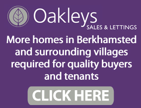 Get brand editions for Oakleys Estate Agents, Berkhamsted