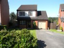 Detached property for sale in Oak Meadow, Lydney