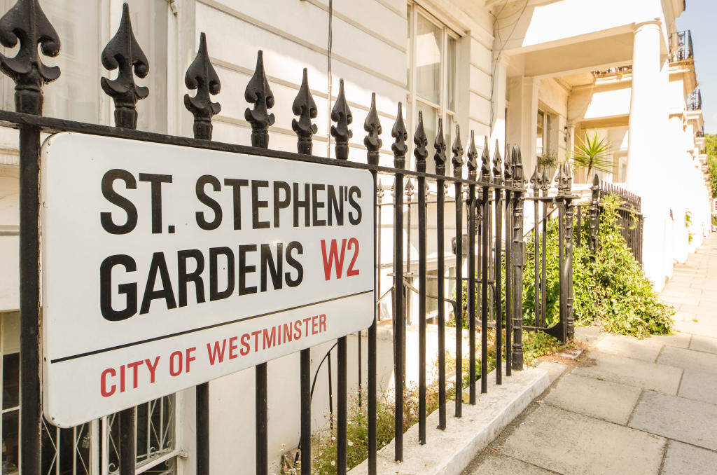 St. Stephens Gardens