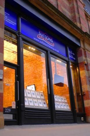 Suttons City Living Ltd, Manchesterbranch details