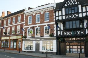 Cooper Green Pooks, Shrewsburybranch details