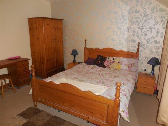 Main Front Bedroom