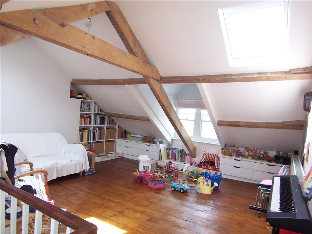 Attic Studio Bedroom