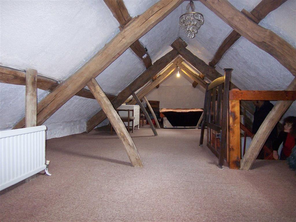 Attic Bedroom 4
