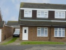3 bed semi detached home in Claremont Road, Hextable...