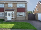 Court Crescent semi detached house to rent