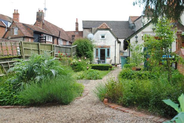 garden to property.J