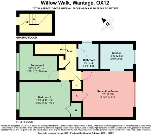 Floor plan 13 willow