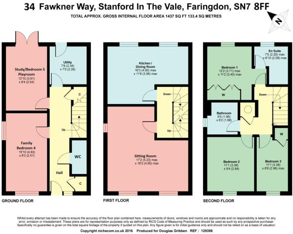 Floorplan 34 Fawkner