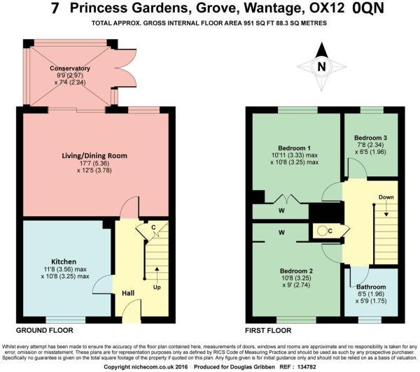 Floor plan 7 princes