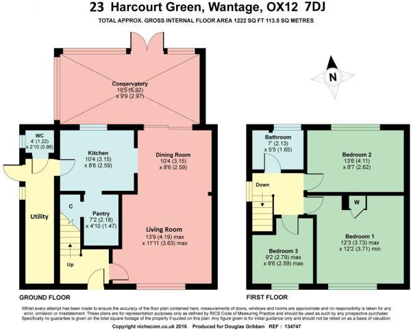 floorplan 23 harcour