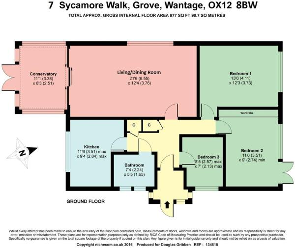 Floorplan 7 Sycamore