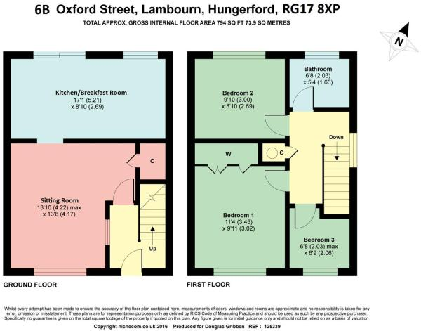 Floorplan 6B Oxford