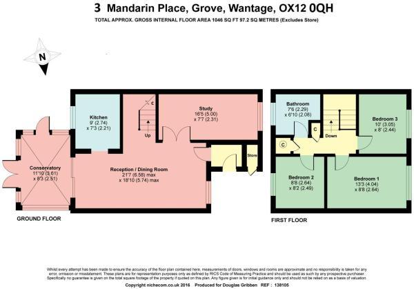 Floor Plan 3 Mandari