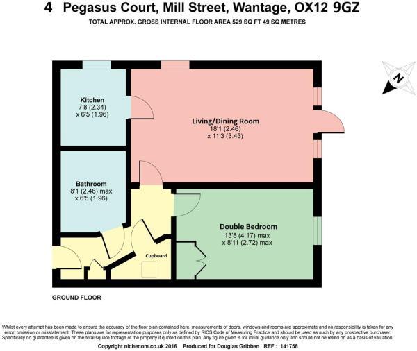 Floorplan 4 Pegagsus
