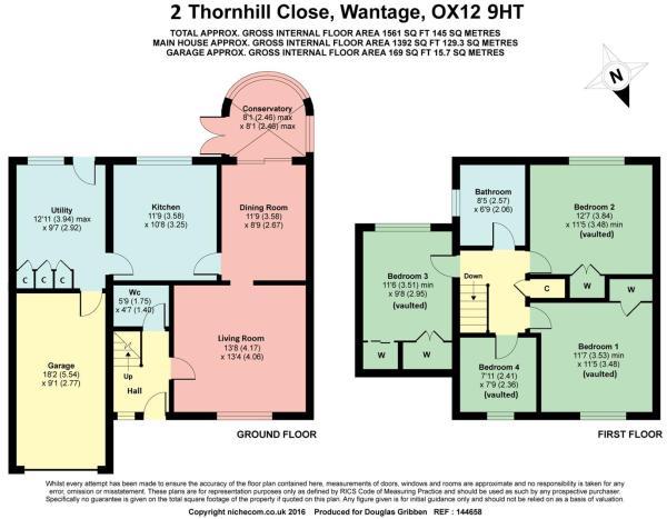 Floorplan 2 Thornhil