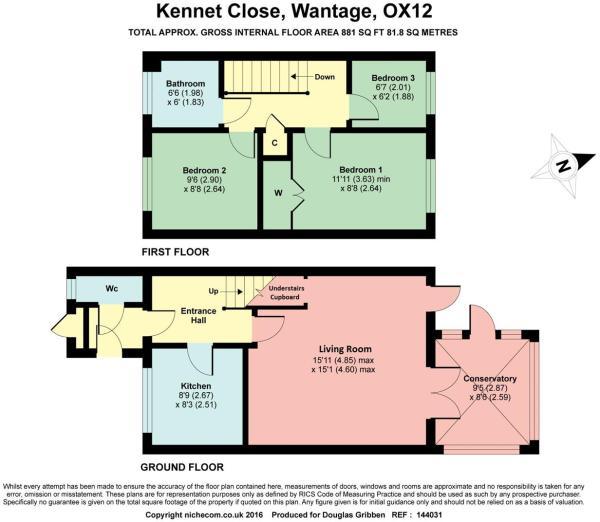 Floorplan 36 Kennet