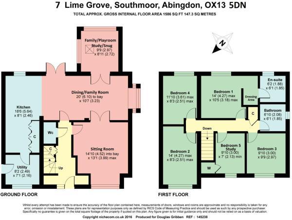 7 Lime Grove floorpl