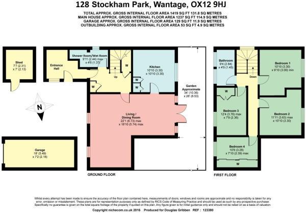 Floor Plan 128 Stock