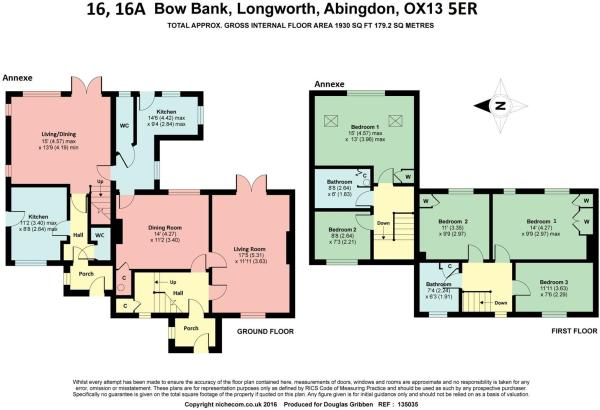 Floorplan 16 16a Bow