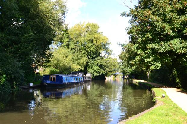 Kings Langley Canal