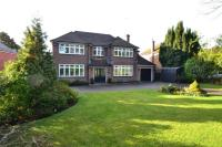 Detached house for sale in Nascot Wood Road...