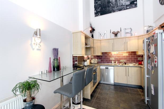 Kitchen-Diner View