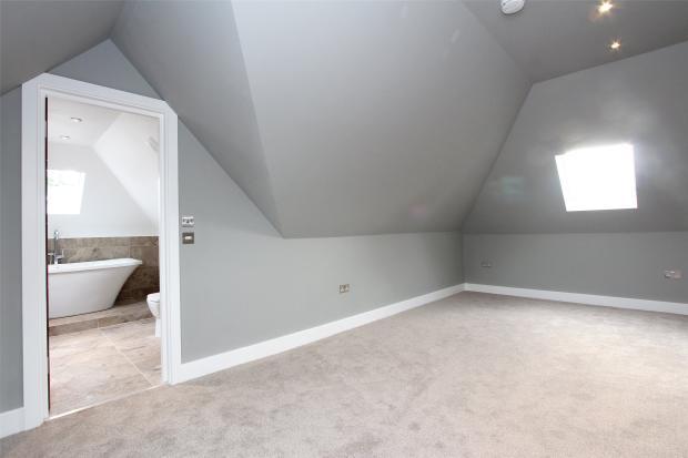 Loft Room View 2
