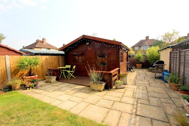 Garden+Summer House