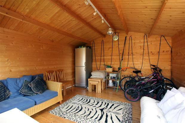 Summer Hse Interior