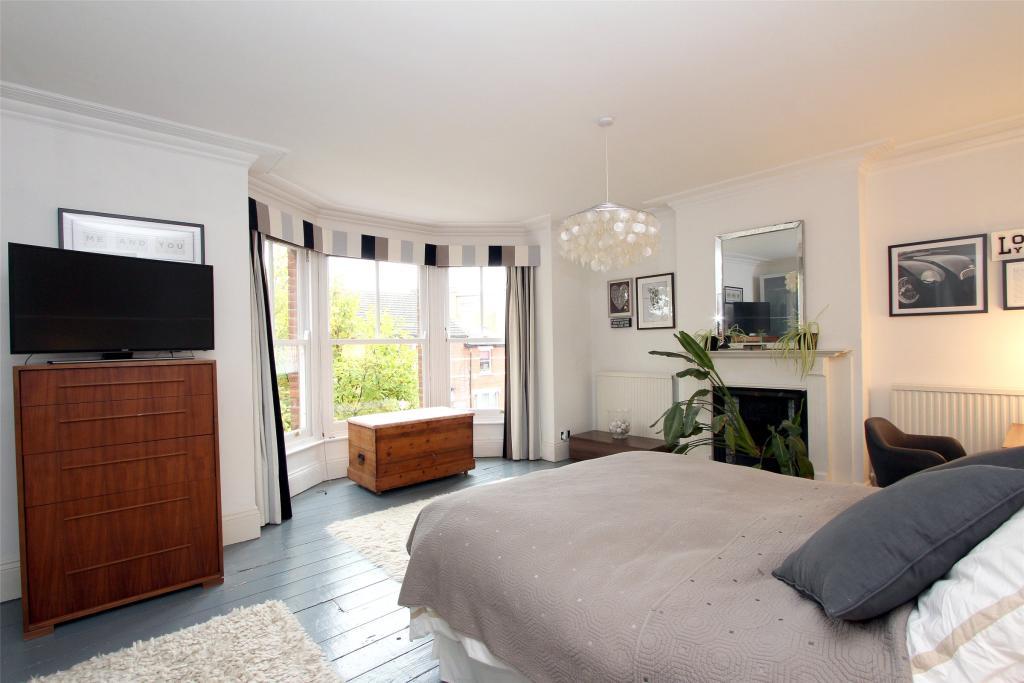 Front Bedroom-View 1