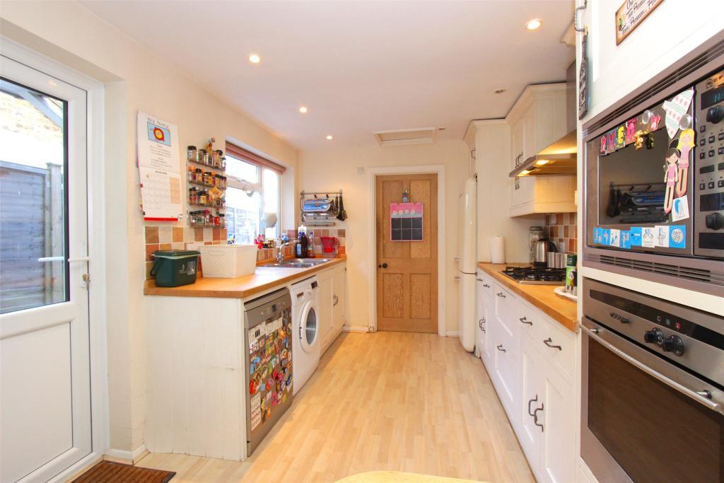 Kitchen- View 1
