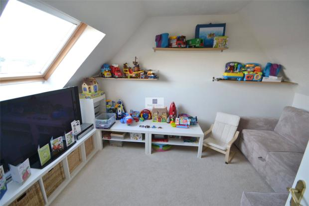 Tv/Playroom
