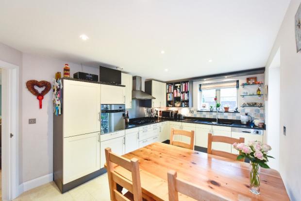 Kitchen/Breakfast Rm
