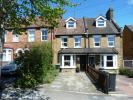 Terraced home in GORDON HILL, ENFIELD, EN2