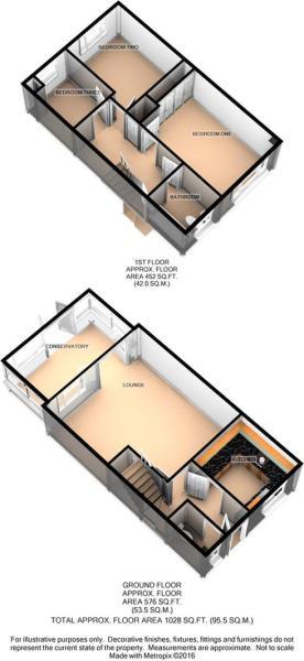 3D Floor Plan - 21 G