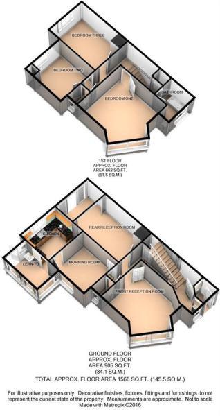 3D @Floor Plan - 1 C